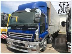 Isuzu Giga. Фургон-бабочка 4WD 15 тонн, 14 300куб. см., 15 000кг., 8x4