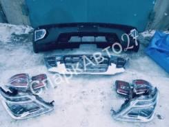 Бампер передний Nissan Patrol 62