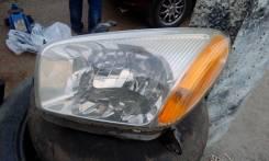 Фара Тойота Rav4 00-03 года левая в хтс