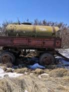 Калачинский 2ПТС-4. Продаётся прицеп 2-ПТС-4 с аллюминиевой ёмкостьстью в Поярково, 4 000кг.