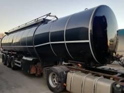 Ali Riza Usta. Продается полуприцеп - битумовоз Foxtank (Gutewolf DMD) объёмом 43 м3, 39 876кг.