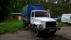 ГАЗ 3309. ГАЗ-3309 тентованный грузовой, 4 650кг.