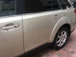 Дверь задняя левая Subaru Outback BRF br9 EZ36 B14 2009г цвет D6H