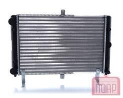 Радиатор охлаждения двигателя. Лада: 2108, 21099, 2113 Самара, 2115 Самара, 2115, 2113, 2109 Двигатели: BAZ2108, BAZ21080, BAZ21081, BAZ21083, BAZ2108...