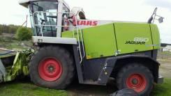 Claas Jaguar. Комбайн кормоуборочный 850 (2011 год)