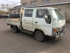 Toyota ToyoAce. Toyota Toyoace, 2 779 куб. см., 1 500 кг., 4x2
