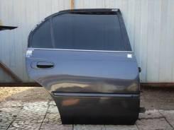 Дверь боковая задняя правая Toyota Corolla AE-100.