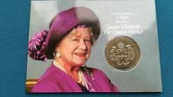 Великобритания 5 фунтов 1990 г.