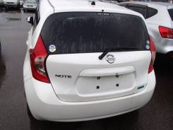Бампер. Nissan Note, E12