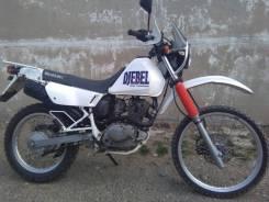 Suzuki Djebel. 125куб. см., исправен, птс, без пробега