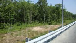 Продается земля на Де-Фризе у федеральной трассы. 7 451кв.м. Фото участка