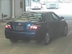 Дверь задняя правая синяя Toyota Camry ACV40 2AZFE