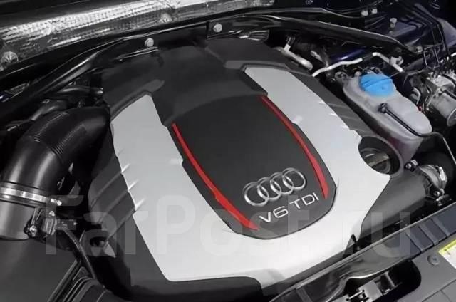 Двигатель 3.0 CTUd CTXa Audi SQ5 Ауди
