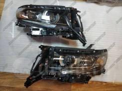 Линза фары. Toyota Land Cruiser Prado, GDJ150, GDJ150L, GDJ150W, GDJ151W, GRJ150, GRJ150L, GRJ150W, KDJ150, KDJ150L, LJ150, TRJ150, TRJ150L, TRJ150W Д...