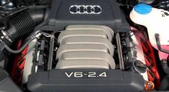 Двигатель в сборе. Audi A6 allroad quattro Audi A6 CAJA. Под заказ