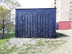 Гаражи металлические. улица Волховская 27, р-н Столетие, 24,0кв.м.