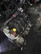 Двигатель F4K Renault Megane 2.0