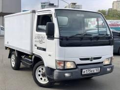 Nissan Atlas. Рефрижератор, 4WD, не конструктор, 1 хозяин, категория В., 2 700куб. см., 1 500кг., 4x4