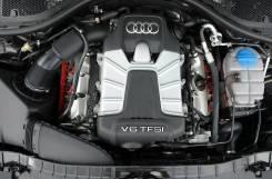Двигатель 3.0 TFSi CJTb CJWb CNAa CTWa Audi Q7 4L FL Ауди