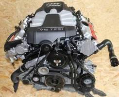 Двигатель 3.0 TFSi CJTc CJWc Audi Q7 4L FL Ауди