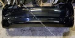Бампер задний в цвет Hyundai Solaris