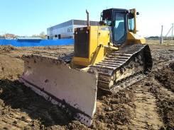 Caterpillar D6M. Бульдозер CAT D6M LGP, болотник