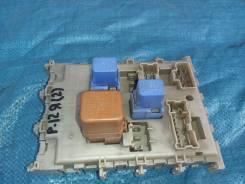 Блок предохранителей, реле салона. Nissan Primera, P12, P12E Двигатель QR20DE