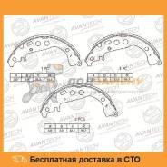 Колодки тормозные барабанные AVANTECH AVANTECH / AVS0103