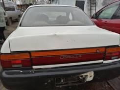 Бампер задний Toyota AE100