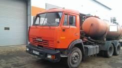 Коммаш КО-505А. Организация продает ассенизационную машину КамАЗ КО-505А 2011 г, в, 13 000куб. см.