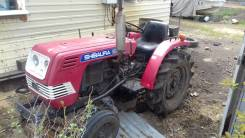 Shibaura. Мини трактор, 15 л.с.