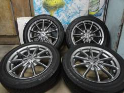"""Продам Отличные Стильные колёса Honda Odyssey+Лето 215/55R17. 7.0x17"""" 5x114.30 ET55"""