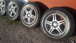 Колеса Зима 215/70/R-16 Dunlop Grandtrek SJ7