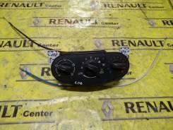 Блок управления отопителем Renault Logan
