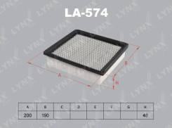 Фильтр воздушный Honda CR-V LYNX LA574