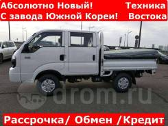 Kia Bongo III. 4WD ! Новый грузовик в наличии, механический ТНВД !, 2 700куб. см., 1 200кг., 4x4