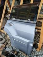 Дверь задняя правая Mitsubishi Pajero 4 V93W V97W V98W цвет серый #582