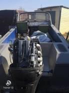 Амур-Д. 2012 год, двигатель подвесной, 115,00л.с., бензин