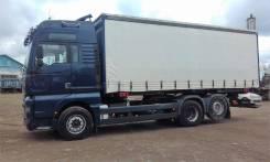 MAN TGA. Продается грузовик , 460куб. см., 14 998кг., 4x2