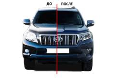 Кузовной комплект. Toyota Land Cruiser Prado, GDJ150, GDJ150L, GDJ150W, GRJ150, GRJ150L, GRJ150W, GRJ151W, KDJ150, KDJ150L, LJ150, TRJ150, TRJ150L, TR...