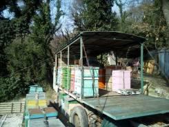 IFA. Продам пчеловодный прицеп от автомобиля