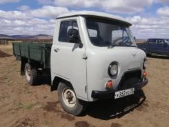УАЗ 3303. Продается бортовой, 2 500куб. см., 1 000кг., 4x4