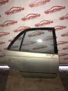 Дверь задняя правая Toyota Carina 190