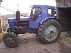 ЛТЗ Т-40АМ. Трактор Т-40 АМ, 50,3 л.с.
