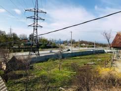 Земля под Бизнес !1я линия трассы М-60 поворот на Садгород. 2 200кв.м., собственность, аренда, электричество, вода