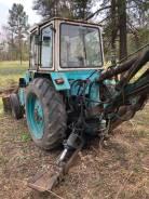 ЮМЗ 6АКЛ. Продам трактор ЮМЗ, 65 л.с.