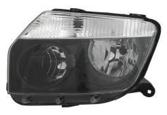 Фара (черная) Renault Duster 10-15г