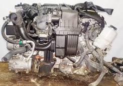 Двигатель контрактный с КПП Toyota Prius ZVW50 2ZR-FXE 2015г.
