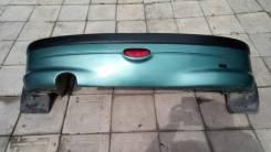 7410L5 Бампер задний Peugeot 206 1998-2012