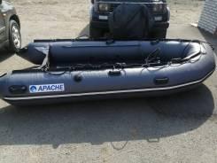 Мастер лодок Apache 3500 НДНД. 2017 год год, длина 3,50м., двигатель подвесной, 15,00л.с., бензин